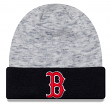 "Boston Red Sox New Era MLB ""Chiller Tone"" Cuffed Knit Hat"