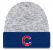 """Chicago Cubs New Era MLB """"Chiller Tone"""" Cuffed Knit Hat"""