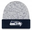 "Seattle Seahawks New Era NFL ""Chiller Tone"" Cuffed Knit Hat"