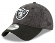 "Oakland Raiders New Era NFL 9Twenty ""Tweed Turn"" Adjustable Hat"