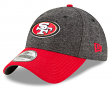 "San Francisco 49ers New Era NFL 9Twenty ""Tweed Turn"" Adjustable Hat"