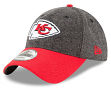 "Kansas City Chiefs New Era NFL 9Twenty ""Tweed Turn"" Adjustable Hat"