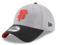 "San Francisco Giants New Era 9Forty MLB ""Heather Crisp 2"" Adjustable Hat"