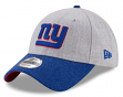 "New York Giants New Era 9Forty NFL ""Heather Crisp 2"" Adjustable Hat"