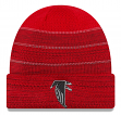 "Atlanta Falcons New Era 2017 NFL Sideline ""Historic Cold Weather TD"" Knit Hat"