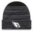 "Arizona Cardinals New Era 2017 NFL ""Cold Weather TD"" Knit Hat - Black"