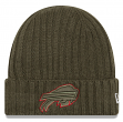 "Buffalo Bills New Era 2017 NFL Sideline ""Salute to Service"" Knit Hat"