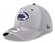 Penn State Nittany Lions New Era NCAA 39THIRTY Heathered Gray Neo 2 Flex Fit Hat