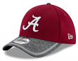 "Alabama Crimson Tide New Era 39THIRTY NCAA ""Training"" Flex-Fit Hat"
