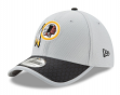 Washington Redskins New Era NFL 39THIRTY 2017 Sideline Gray Flex Fit Hat