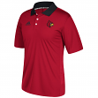 Louisville Cardinals Adidas NCAA 2017 Sideline Coaches Polo Shirt - Red