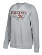 "Miami Hurricanes Adidas NCAA Men's ""Phys Ed"" Crew Fleece Sweatshirt"