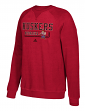 "Nebraska Cornhuskers Adidas NCAA Men's ""Phys Ed"" Crew Fleece Sweatshirt"