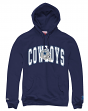 "Dallas Cowboys Mitchell & Ness NFL ""Play Clock"" Pullover Hooded Sweatshirt"