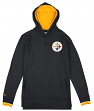 "Pittsburgh Steelers Mitchell & Ness NFL ""Seal The Win"" L/S Hooded Men's Shirt"