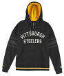"Pittsburgh Steelers Mitchell & Ness NFL ""1st Quarter"" Hooded Premium Sweatshirt"