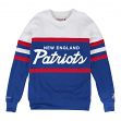 "New England Patriots Mitchell & Ness NFL ""Head Coach"" Premium Crew Sweatshirt"