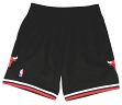 "Chicago Bulls Mitchell & Ness NBA ""Swingman"" Men's Mesh Shorts - 1997 Alternate"