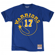 "Chris Mullin Golden State Warriors Mitchell & Ness NBA Men's ""Player"" T-Shirt"