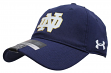 "Notre Dame Fighting Irish Under Armour NCAA 2017 Sideline ""Alloy"" Adjustable Hat"