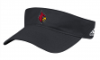 "Louisville Cardinals Adidas NCAA ""Coaches"" Performance Adjustable Visor"