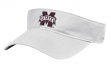 "Mississippi State Bulldogs Adidas NCAA ""Coaches"" Performance Adjustable Visor"