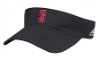 "North Carolina State Wolfpack Adidas NCAA ""Coaches"" Performance Adjustable Visor"