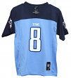 Marcus Mariota Tennessee Titans Youth NFL Mid Tier Replica Jersey