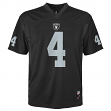 Derek Carr Oakland Raiders Youth NFL Mid Tier Replica Jersey