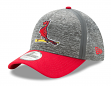 """St. Louis Cardinals New Era MLB 39THIRTY """"Clubhouse Edition"""" Flex Fit Hat"""