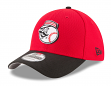 "Cincinnati Reds New Era MLB 39THIRTY ""Diamond Era Sport"" Flex Fit Hat - Home"