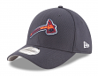 "Atlanta Braves New Era MLB 39THIRTY ""Diamond Era Sport"" Flex Fit Hat - Road"