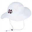 Mississippi State Bulldogs Adidas Sideline UV Protective Climalite Safari Hat