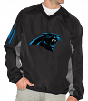 "Carolina Panthers NFL G-III ""The Gridiron"" Men's Pullover Embroidered Jacket"