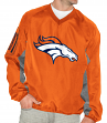 "Denver Broncos NFL G-III ""The Gridiron"" Men's Pullover Embroidered Jacket"