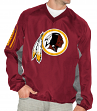 "Washington Redskins NFL G-III ""The Gridiron"" Men's Pullover Embroidered Jacket"