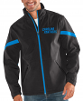 "Carolina Panthers NFL G-III ""The Franchise"" Full Zip Premium Soft Shell Jacket"