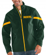 "Green Bay Packers NFL G-III ""The Franchise"" Full Zip Premium Soft Shell Jacket"