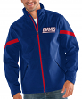 "New York Giants NFL G-III ""The Franchise"" Full Zip Premium Soft Shell Jacket"