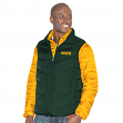"Green Bay Packers G-III NFL ""Three N Out"" Systems 3-in-1 Premium Vest Jacket"