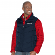 "New England Patriots G-III NFL ""Three N Out"" Systems 3-in-1 Premium Vest Jacket"