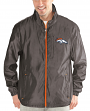 "Denver Broncos NFL G-III ""Executive"" Full Zip Premium Men's Jacket"