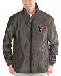 "Houston Texans NFL G-III ""Executive"" Full Zip Premium Men's Jacket"