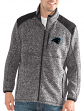 "Carolina Panthers NFL G-III ""Back Country"" Full Zip Men's Sweater Jacket"