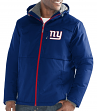 "New York Giants Men's NFL G-III ""Points"" Full Zip Polyfill Dobby Jacket"