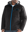 "Carolina Panthers Men's NFL G-III ""Points"" Full Zip Polyfill Dobby Jacket"