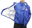 "New York Giants G-III NFL ""Acclimate"" Systems 3-in-1 Premium Hooded Jacket"