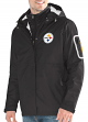 "Pittsburgh Steelers G-III NFL ""Acclimate"" Systems 3-in-1 Premium Hooded Jacket"