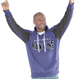 "Baltimore Ravens NFL Men's G-III ""Hands High"" Hooded Fleece Sweatshirt"
