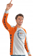 "Denver Broncos G-III NFL ""Big Hitter"" Men's Long Sleeve Slub Shirt"
